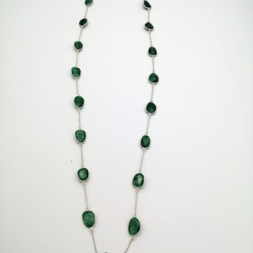 collar de esmeralda
